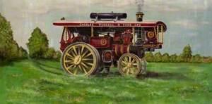 Steam Traction Engine 'Waverley'