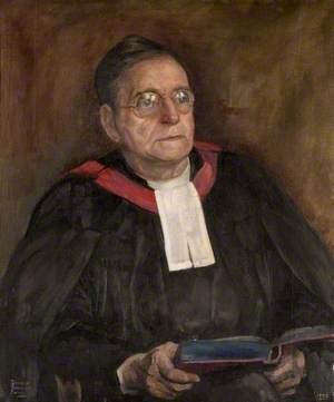 Reverend John A. Swan (d.1958), BD