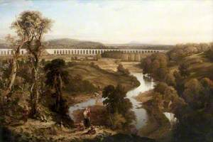 Viaduct over the River Almond, West Lothian