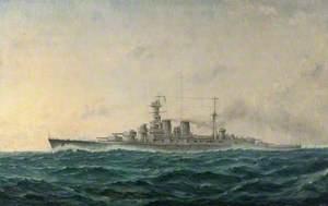 HMS 'Hood'