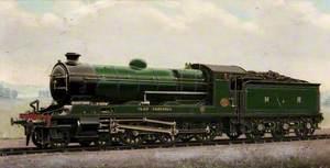 Highland Railway Locomotive No. 49, 'Clan Campbell'