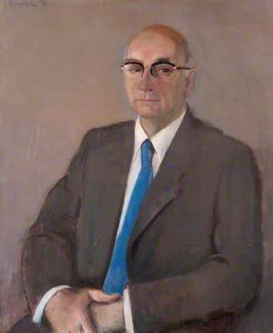Principal Kenneth Barritt (1914–1997)