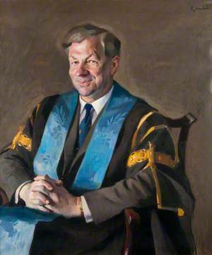 William Frank Robertson (1920–2005), LLD