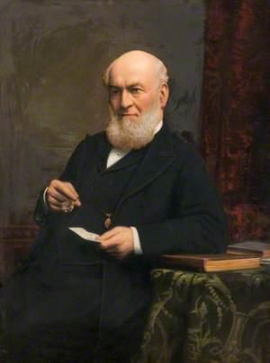 Robert Bullen, Curator of Glasgow Botanic Gardens (1868–1892)