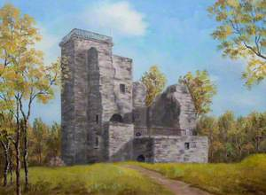 Crookston Castle