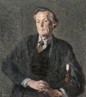 Sir Harry Jefferson Barnes (1915–1982), Director of The Glasgow School of Art