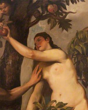 Temptation (Adam and Eve)