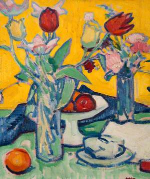 Tulips and Cups