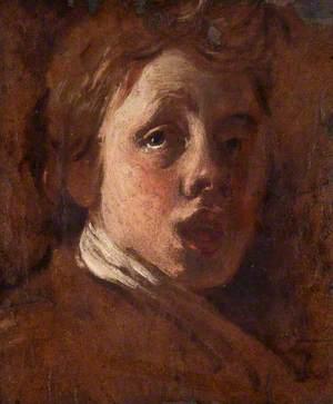 A Boy Singing