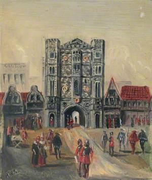 A Medieval Gateway