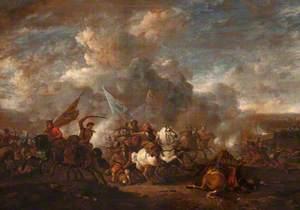 Infantry Repulsing Cavalry