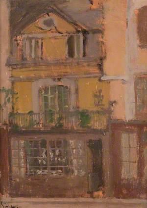 A Shop in Dieppe