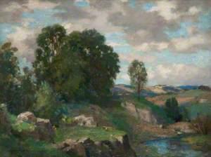 The River Lune near Orton