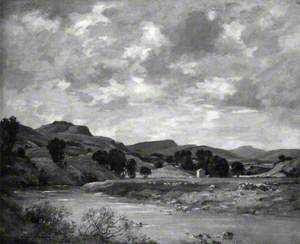 The Valley of the Lune, near Kirkby, Lonsdale