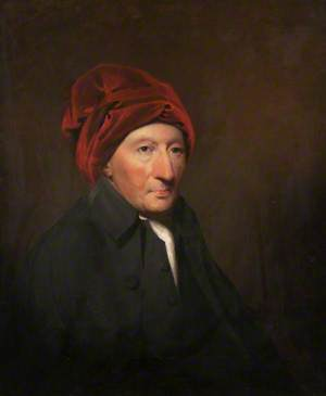 Reverend Thomas Reid (1710–1796), Professor of Moral Philosophy at the University of Glasgow