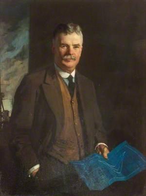 Sir John Harvard Biles (1854–1933), Professor of Naval Architecture at the University of Glasgow (1892–1921)