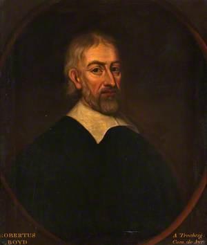 Principal Robert Boyd of Trochrig (1578–1627)