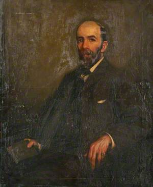 Professor Andrew Cecil Bradley (1851–1935), Regius Professor of English Language and Literature