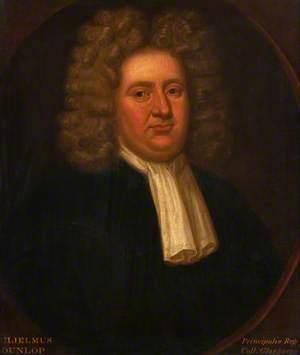 Principal William Dunlop (1654–1700)