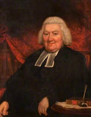 Professor Robert Findlay (1721–1814), Professor of Divinity at the University of Glasgow