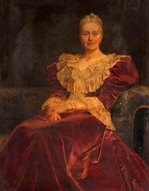Frances Anna, Lady Kelvin (d.1916)