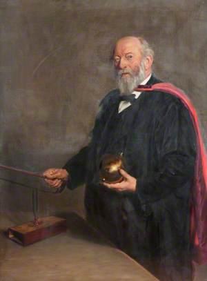 Professor John Gray McKendrick (1841–1926), Professor of Physiology at the University of Glasgow
