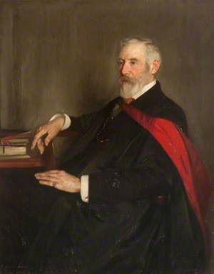 Professor George Gilbert Ramsay (1839–1921), Professor of Humanity at the University of Glasgow