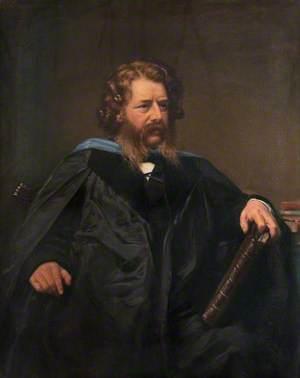 Professor W. J. Macquorn Rankine (1820–1872), Professor of Civil Engineering at the University of Glasgow (1855–1873)