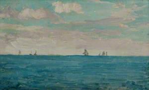 The Sea Shore, Dieppe