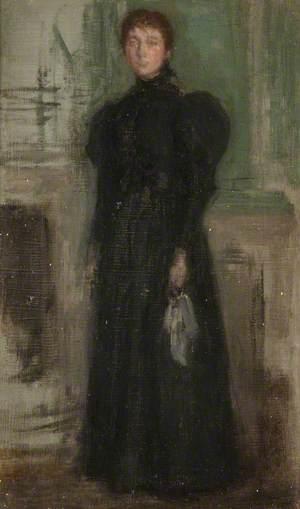 Miss Rosalind Birnie Philip Standing