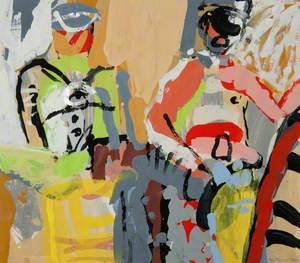 'Figures' (Achilles and Patroclus)