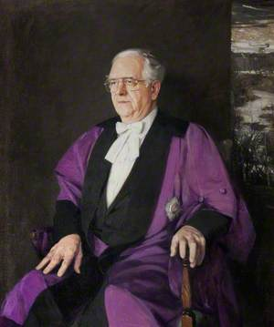 Sir William Kerr Fraser (b.1929), GCB
