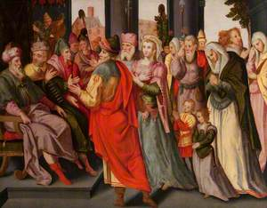 Susanna Accused of Adultery by the Elders