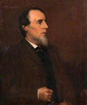 The Artist's Father (Andrew Paterson, 1819–1907)