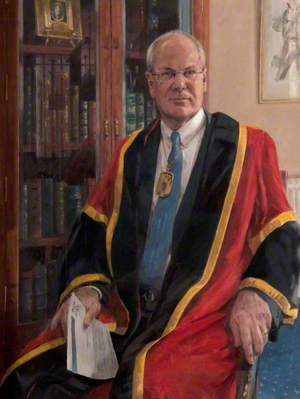 Professor Brian O. Williams, CBE, President of the Royal College of Physicians and Surgeons of Glasgow (2006–2009)