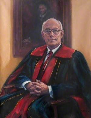 Mr Colin MacKay, President of the Royal College of Physicians and Surgeons of Glasgow (1997–2000)