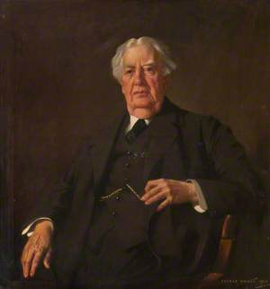 Sir Hector Clare Cameron (1843–1929), President of the Faculty of Physicians and Surgeons of Glasgow (1897–1900)