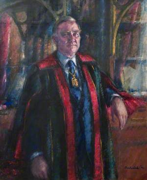 Mr James McArthur, President of the Royal College of Physicians and Surgeons of Glasgow (1988–1990)