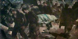Homage to Clydebank (The Stretcher Bearers)
