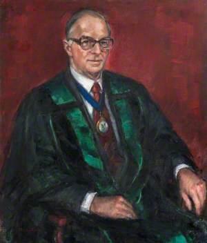 Professor T. C. White, Dental Council Convenor (1972–1974)