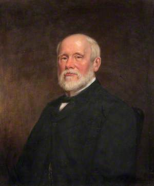 Alexander Duncan (1833–1921), Secretary and Librarian, Royal Faculty of Physicians and Surgeons of Glasgow