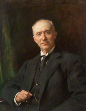 Timothy Warren (1853–1932), LLD, Dean of the Royal Faculty of Procurators, Glasgow (1922–1925)