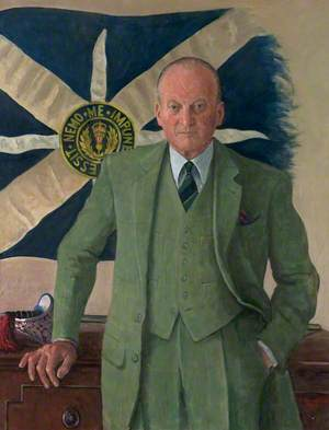 Lieutenant Colonel Mike Evetts (1917–2001), MC