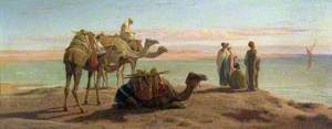 Waiting for the Boat, Gulf of Suez