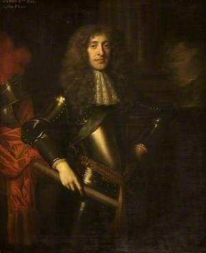 James II (1633–1701), as Duke of York