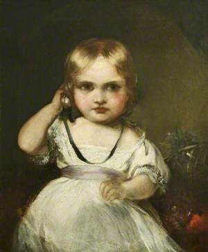 The Artist's Sister as a Child
