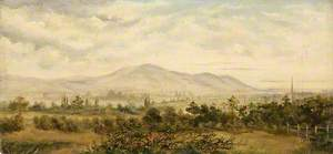 View of Leckhampton, Gloucestershire (?)