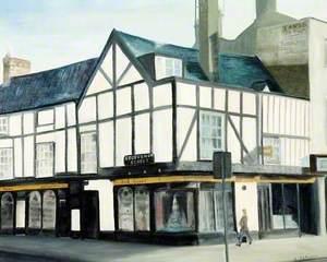 'Restoration Inn', Cheltenham, Gloucestershire