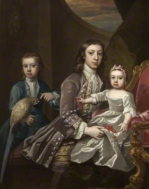 Morgan Graves (1708–1770), Elizabeth Graves and Charles Graves