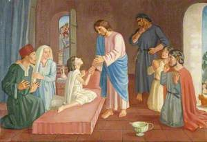 The Raising of Jairus' Daughter